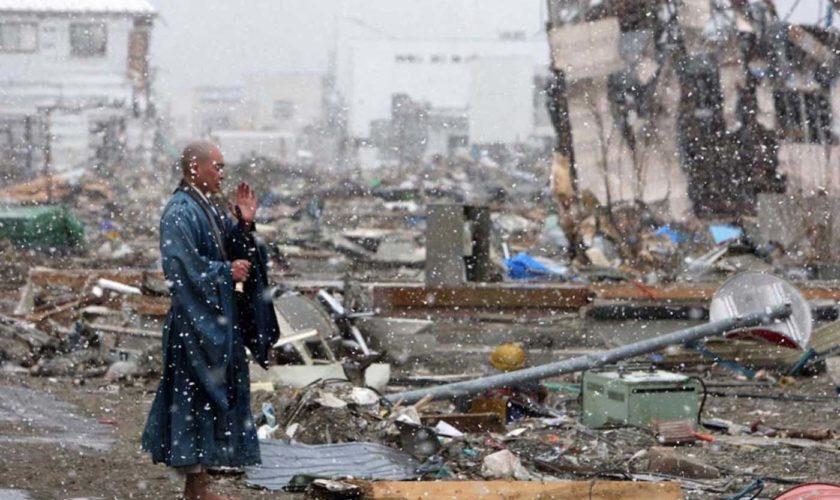 Japonya-Tsunani