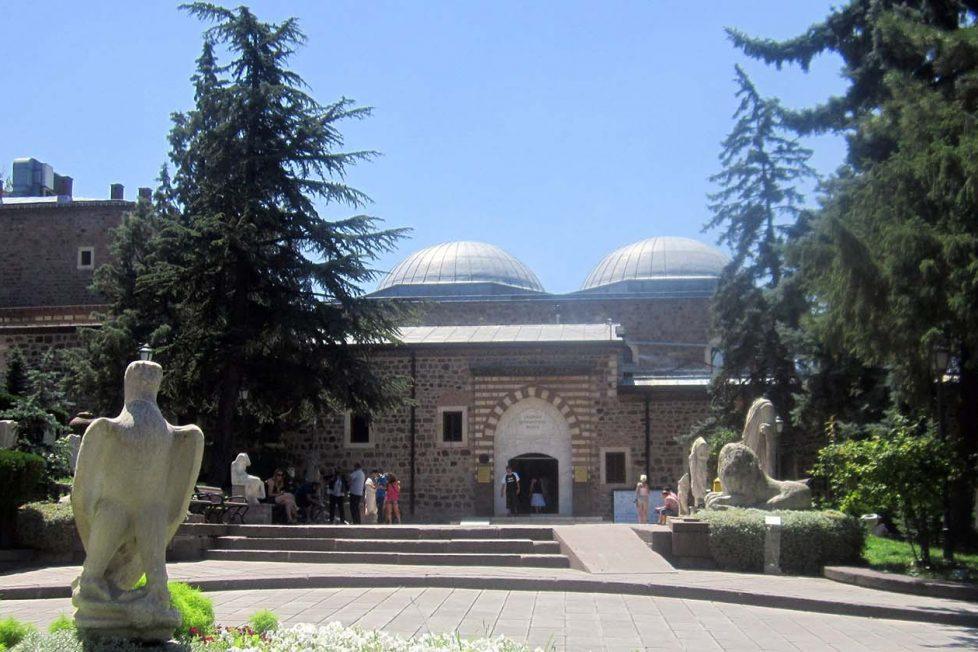 Anadolu Medeniyetler Müzesi, Ankara
