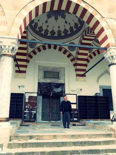 Eskişehir Kurşunlu Cami