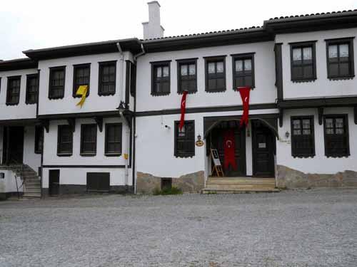 Eskişehir Osmanlı Evi
