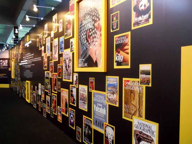 National Geographic Türkiye 10. Yıl Sergisi