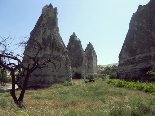 El Nazar Kilisesi, Nevşehir