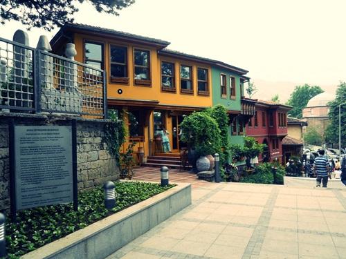 Okul ile birlikte günübirlik Bursa gezisi