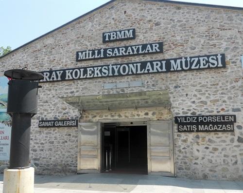Milli Saraylar Müzesi, İstanbul