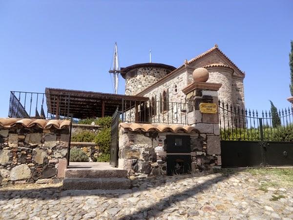 Agios Yannis Kilisesi / Sevim ve Necdet Kent Kitaplığı / Değirmen