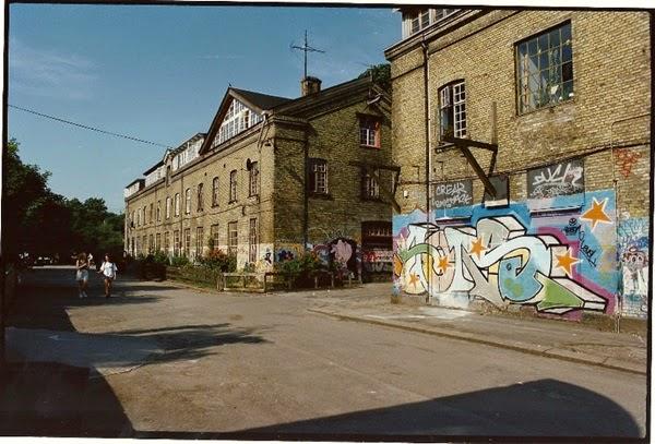 Komün yaşamlar: Christiania (Christian Town)