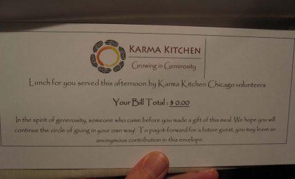 Karma Kitchen: Bu restoranda para ödemenize gerek yok
