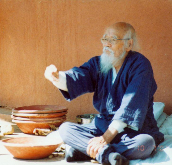 Doğal tarımın babası: Masanobu Fukuoka