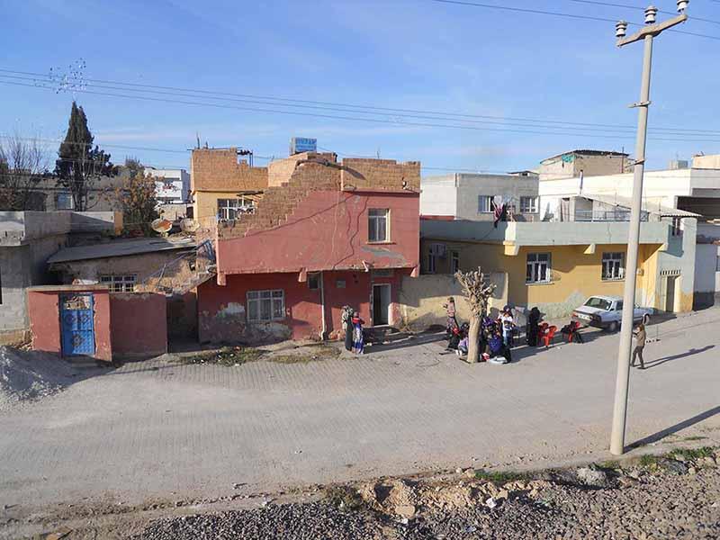 Akçakale Köyü, Urfa