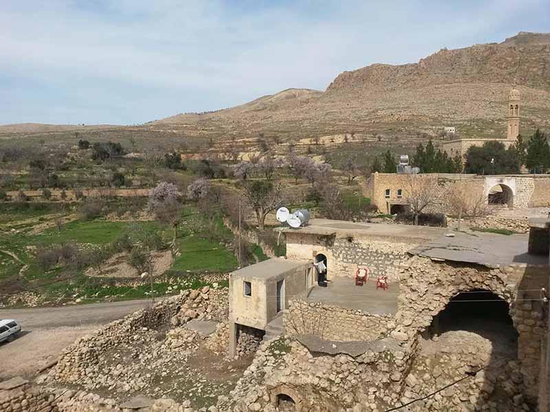 Güngören Köyü ve Mor Gabriel Manastırı