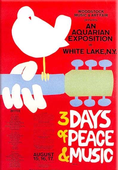"""Woodstock: """"Dünyayı istiyoruz, hemen şimdi istiyoruz"""""""