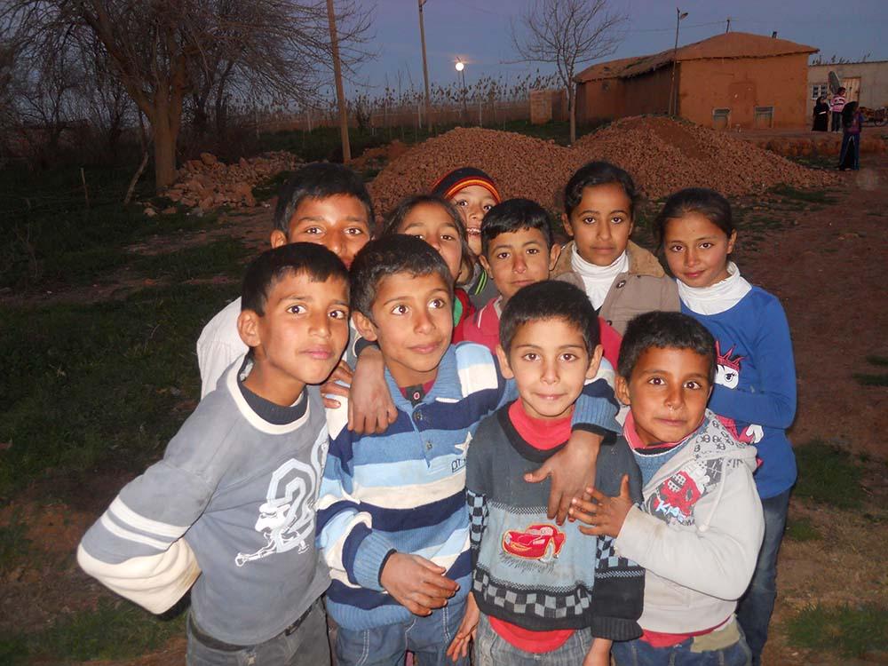 Aydüştü Köyü, Urfa