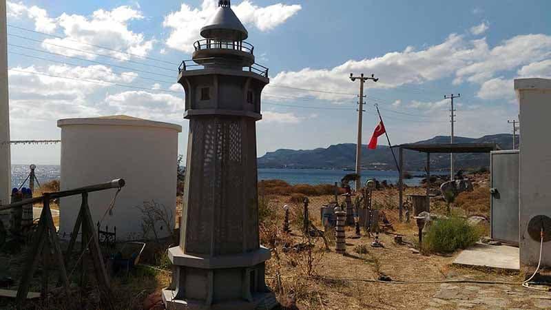 Sivrice Deniz Feneri Kütüphanesi