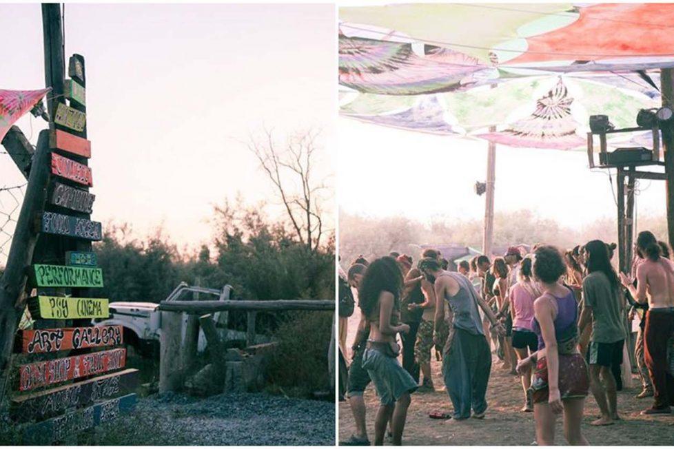 CO.IN Psychedelic Art Festival tüm enerjisi ile ruhumuza dokundu