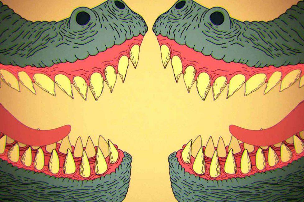 Dinozorların sihirli mantar yediği keşfedildi