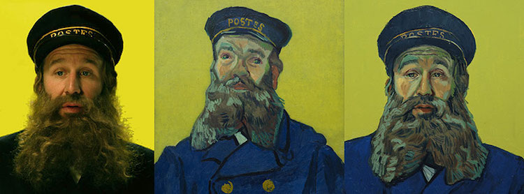 Loving Vincent: Van Gogh'un hayatı resimleri ile canlanıyor