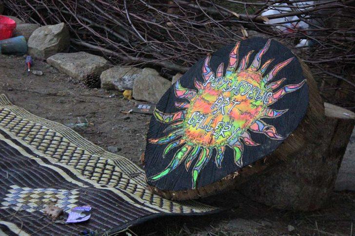 """""""Anadolu toprakları kendi başına bir Psychedelic Art Gallery"""""""