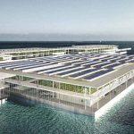 Güneş enerjisi ile çalışan Akıllı Yüzer Çiftlikler