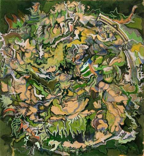 Tribal ve anlamlı bir sergi: Hippi Modernism