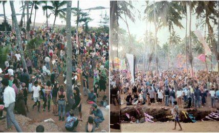 1990'lardaki Goa'nın harika fotoğrafları