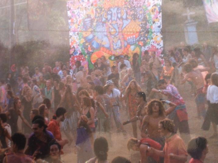 Disco Valley, Goa, 1992