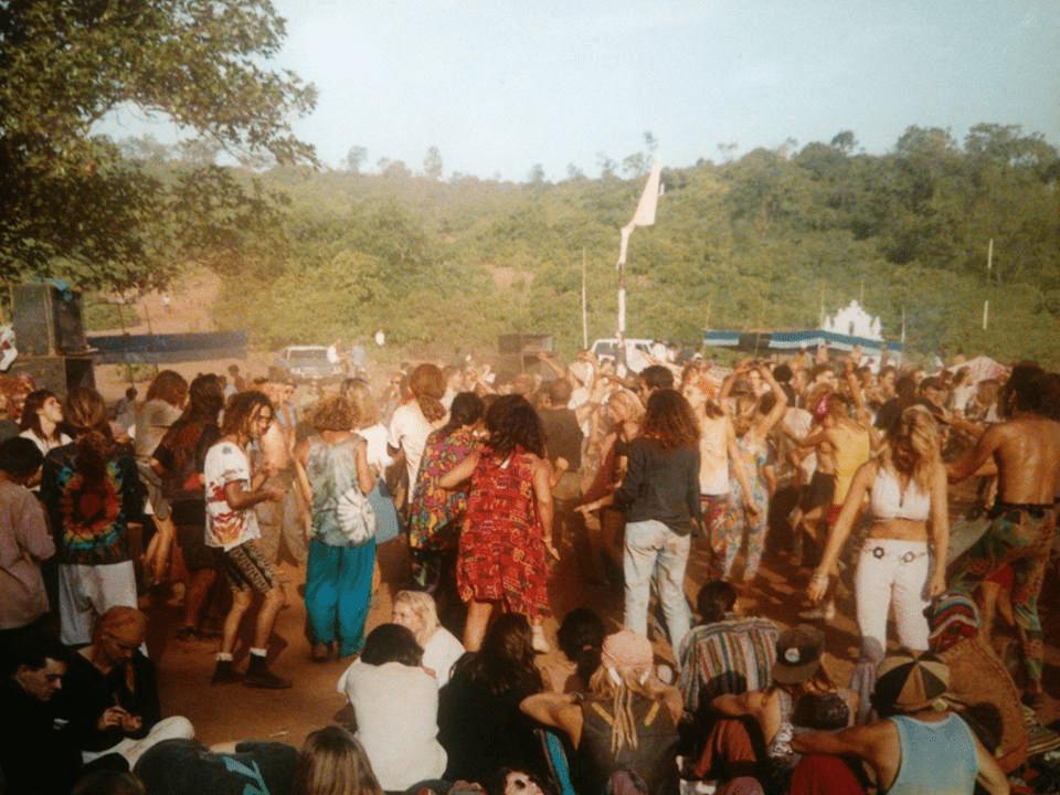 Siolim, Goa, 1992.