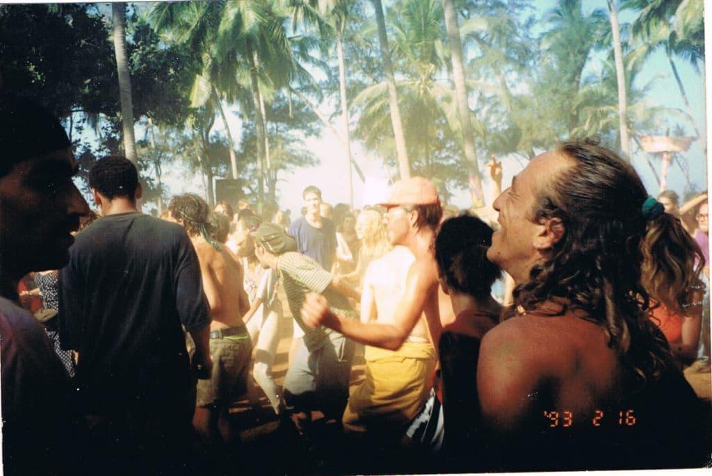Goa, 1993.