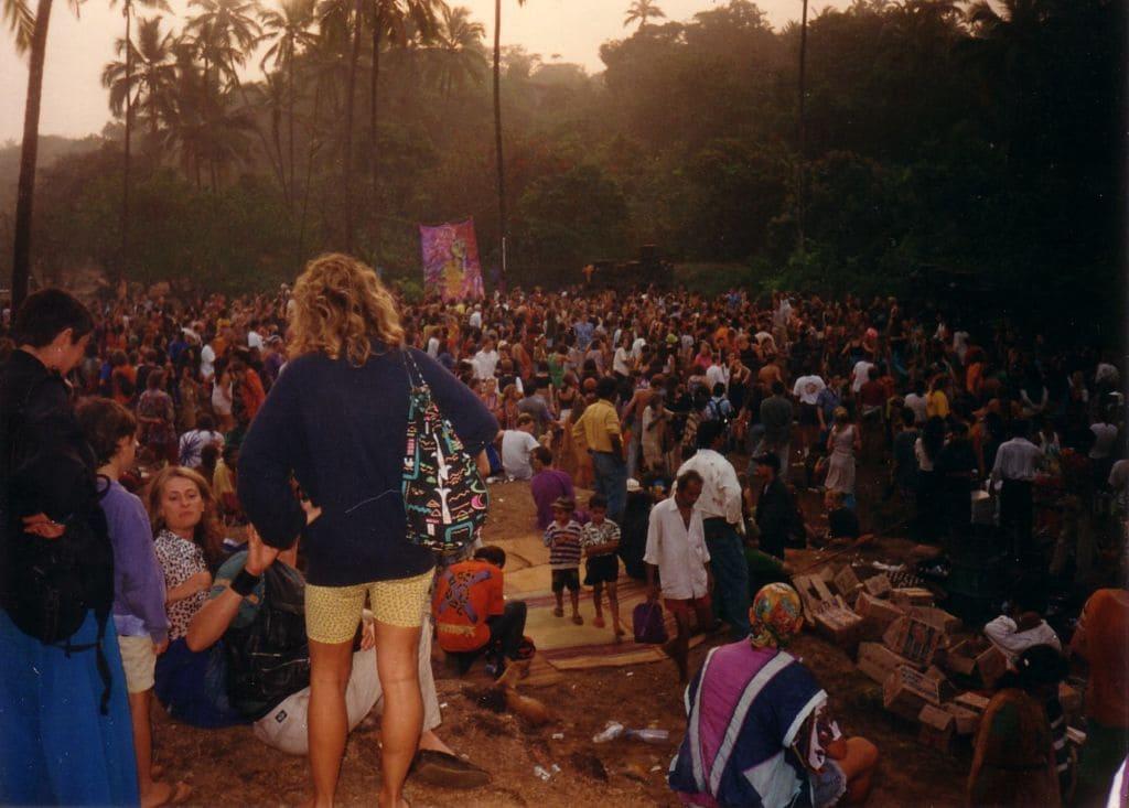 Disco Valley, Goa, 1 Mart 1997.