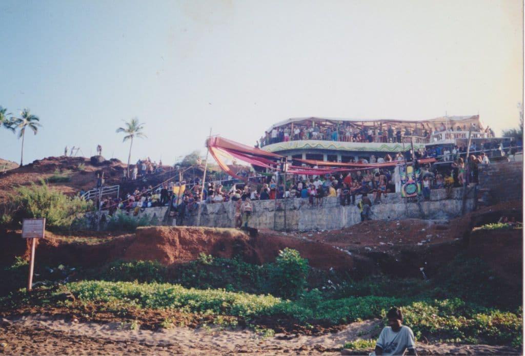 Paradiso, Goa, 1997-8
