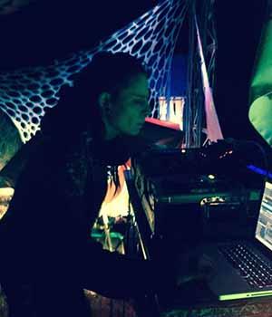 Türkiye dark psy müziğin kadın temsilcilerinden: Oxomo