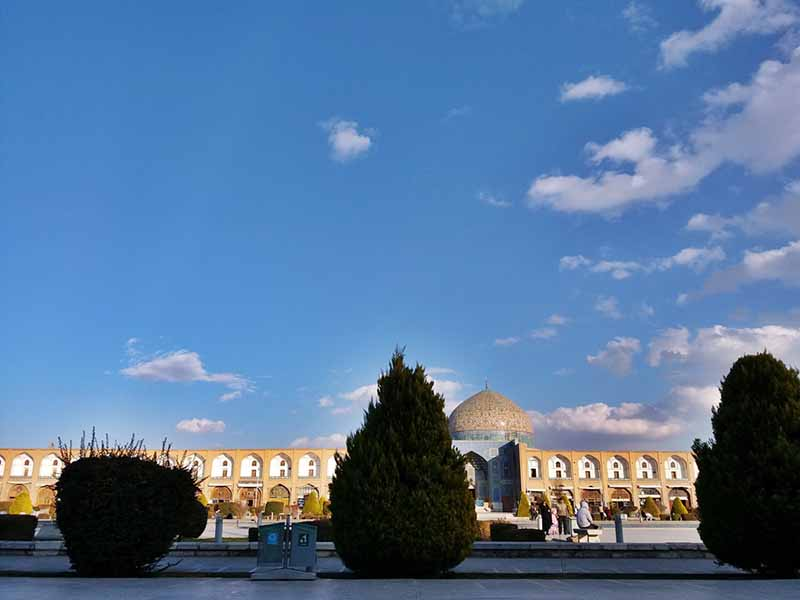 Nakş-ı Cihan Meydanı
