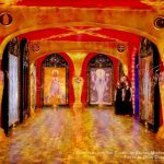 The Chapel of Sacred Mirrors: Alex ve Allyson Grey'in sanat mabedi