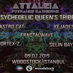 Attaleia Psytrance Gathering - Psychedelic Queen's Tribe