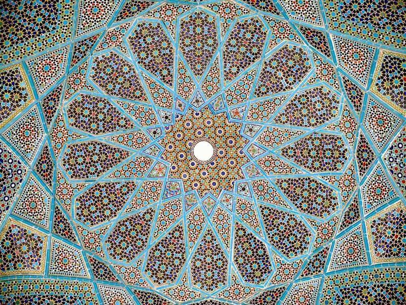 İslam sanatı ve mimarisi neden bu kadar psychedelic?
