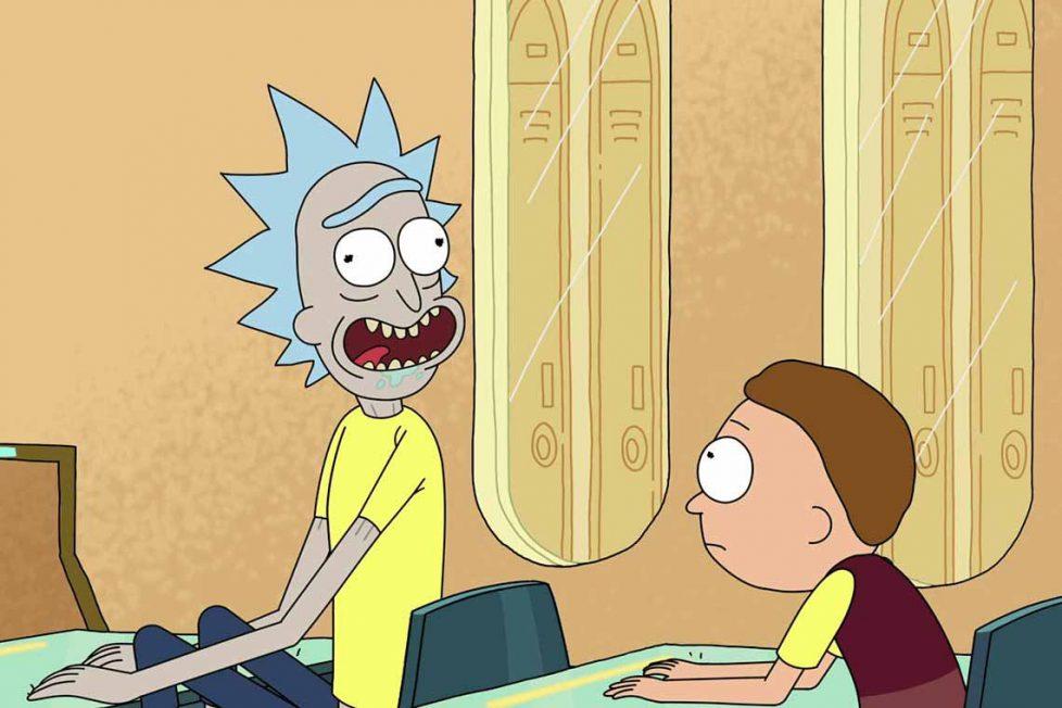 Rick and Morty insanların ekolojiye neden zarar verdiğini anlatıyor