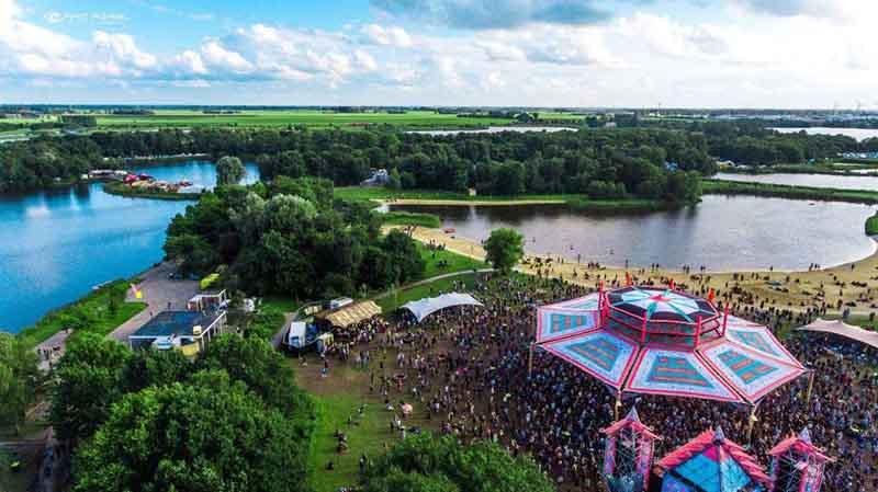 Fakirlik yüzünden büyük ihtimalle gidemeyeceğimiz leziz, Avrupa psy festivalleri