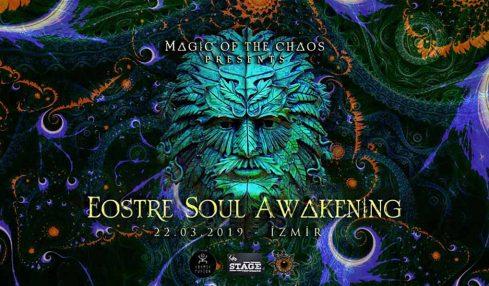 Magic of the Chaos ekibinden bahar partisi: Eostre Soul Awakening
