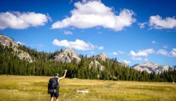 Yalnız seyahat etmenin zirvesi