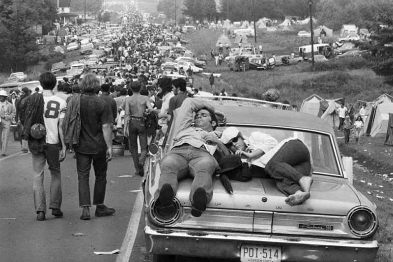 Efsaneleri bünyesinde barındırmış sihirli bir festival: Woodstock 1969