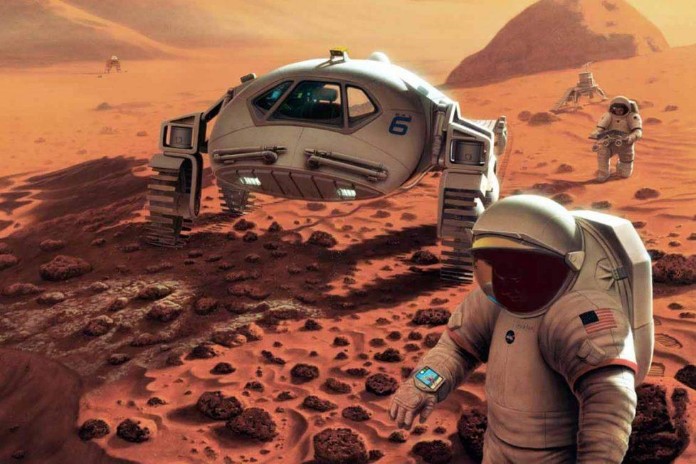 İnsanların uzayda yaşamlarını kendi kendilerine sürdürebilmeleri için neler gereklidir?