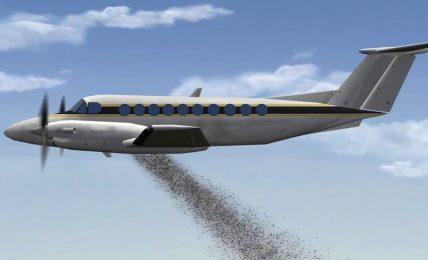 Tayland ordusu ülkesini yaklaşık 900 bin ağaç tohumuyla bombalıyor