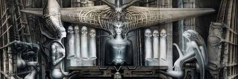 Giger Artwork