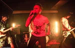 İstanbul İtalya'dan keyifli bir grubu ağırlıyor: The Dick Dastardly's