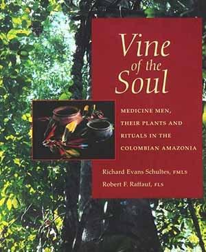 Richard Evans Schultes'in Amazon şamanlarıyla yaptığı olağanüstü araştırması