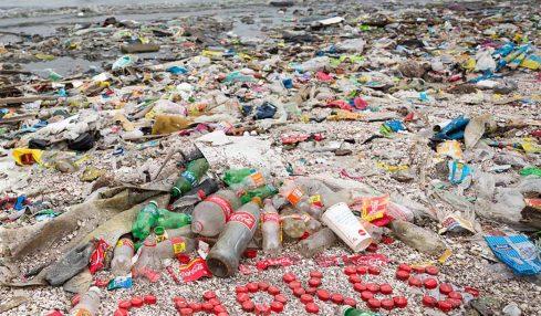 Plastik atıkları arasında en çok bulunan marka Coca-Cola