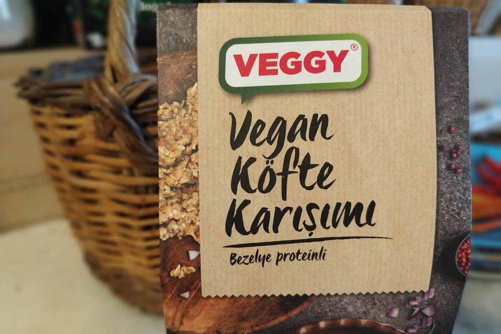 Veggy Vegan Köfte Karışımı (Bezelye Proteinli) Ürün İncelemesi