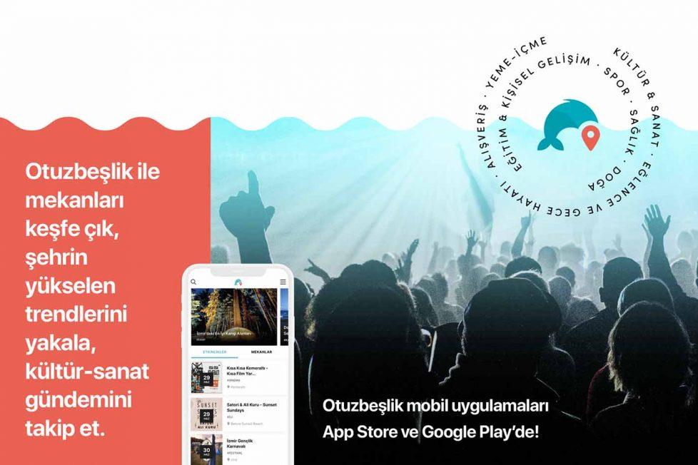 Otuzbeşlik: İzmir etkinlik ajandanız