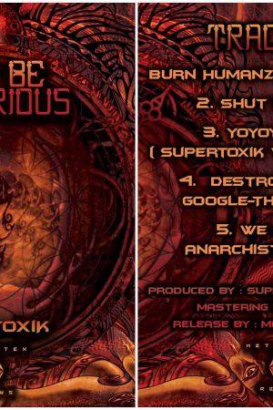 Supertoxik'in yeni EP'si Don't Be So Serious 15 Kasım'da çıkıyor