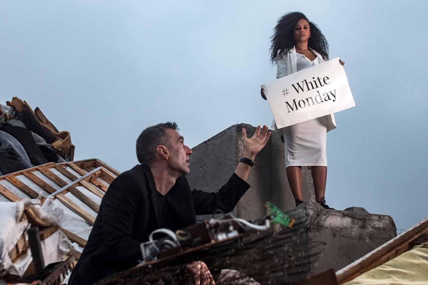 Black Friday'a karşı White Monday hareketi
