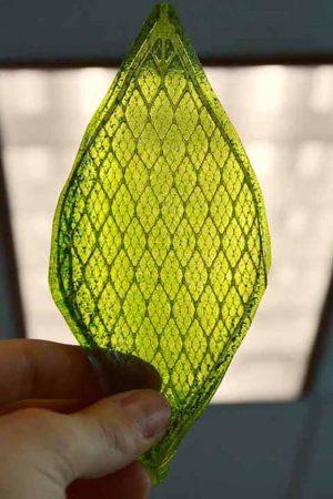Yapay yaprak CO2'yi emerek temiz enerji üretiyor